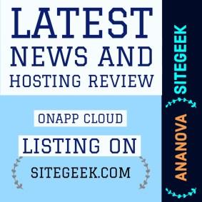 OnApp Cloud