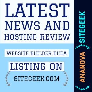 Website Builder Duda