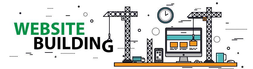 Steps for Building Website
