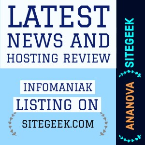 Hosting Review Infomaniak