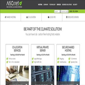Hosting Review AISO.net