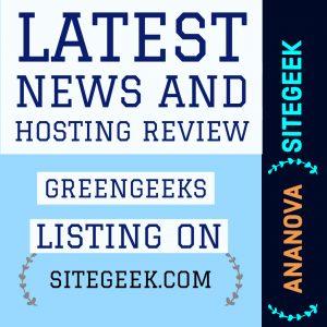 Hosting Review GreenGeeks