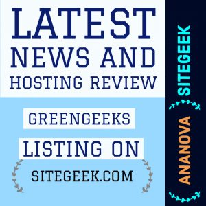 Hosting Review GreenGeeks
