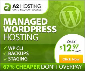 A2hosting WordPress