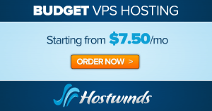 Hosting Review Hostwinds