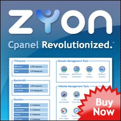 Hosting Review Zyon