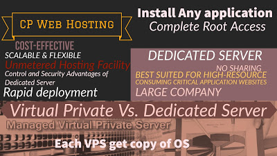 Virtual Private Vs. Dedicated Server