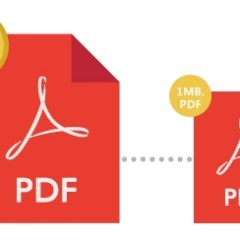 Shrink huge pdf