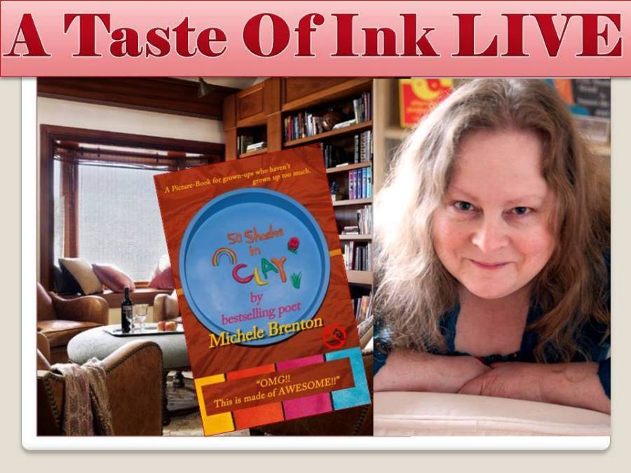 A Taste Of Ink LIVE with Michele Brenton