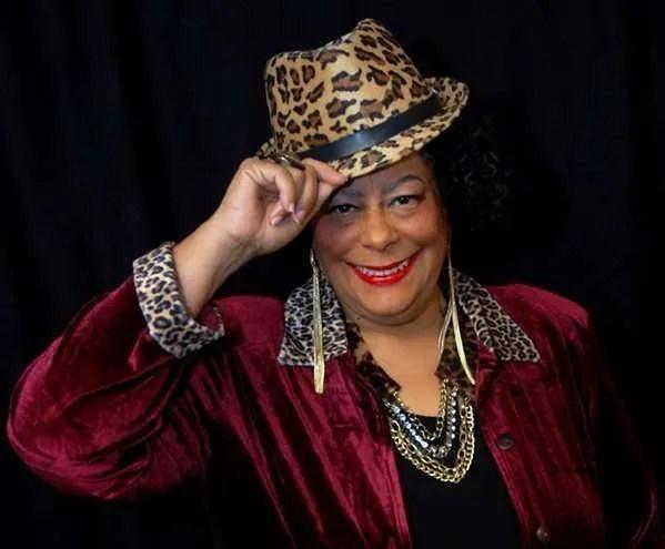 Jazz Artist Joan Cartwright