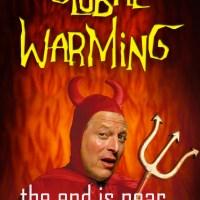 Holy Iceberg Batman! Al Gore was right?