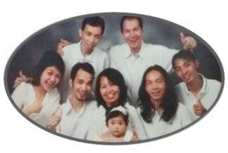 keluarga Herman Ratuliu (Foto dok. Pribadi)