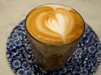 Gordon Street Coffee- Flat White