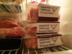 Ananyah- Waitrose Healthy Food Swaps- Lean Chicken