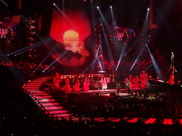 Take That Glasgow 2nd May 2015- Relight My Fire