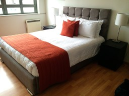 72 hours in London- Smart City Apartment City Road Spare Bedroom
