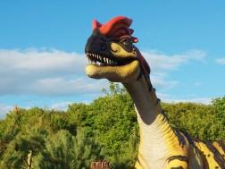 Edinburgh Zoo Nights- Dinosaur