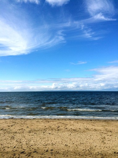Ananyah- Road Trip Adventures- Ayr Beach Sea View