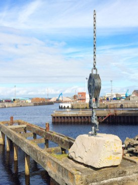 Ananyah- Road Trip Adventures- Ayr Harbour