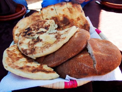 Atlas Mountains- Marrakech- Berber Bread
