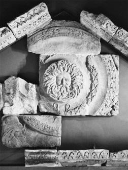 Exploring The Roman Baths- Gorgons Head