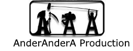 Logo AnderAnderA Production - Mortus Corporatus