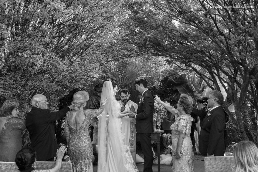 celebração de casamento no espaço província
