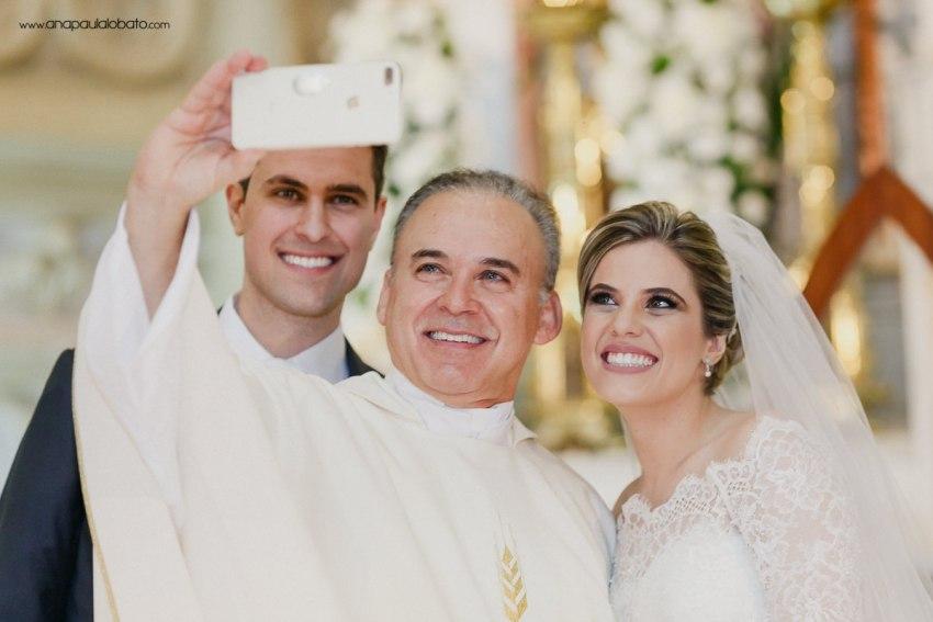 padre selfie Fernando