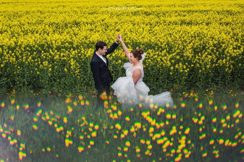 Inspiring German Wedding