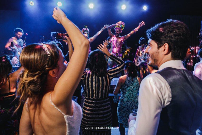 dance wedding party in brazil