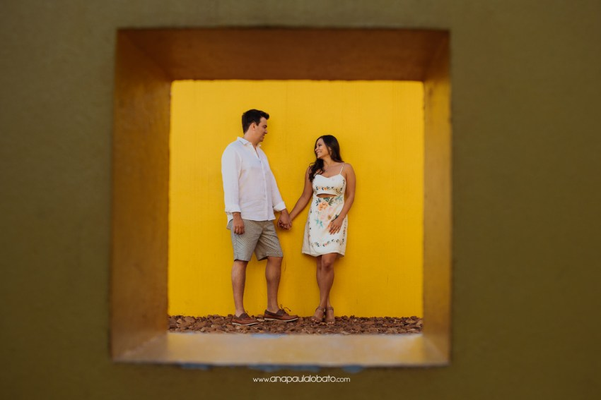 colorful engagement shooting