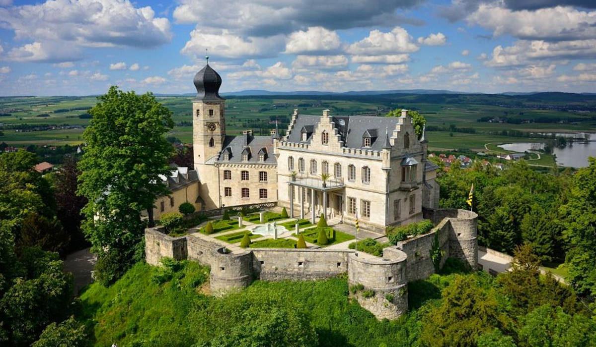 Hochzeitslocation Schloss Benrath Dusseldorf Fastcinema