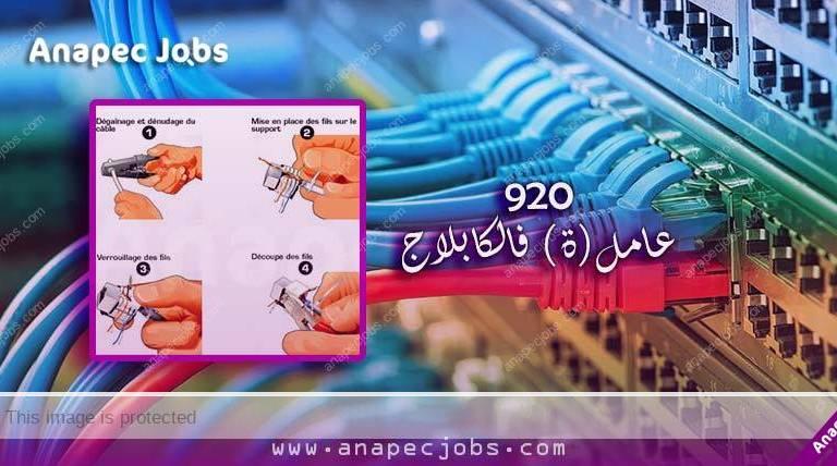 Recrutement de 80 Opérateurs De Câblage