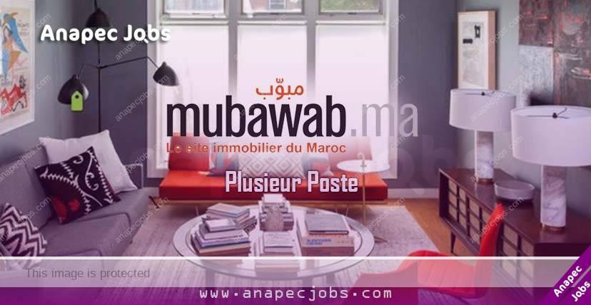 Mubawab recrute