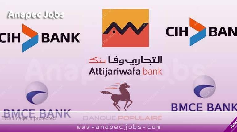 cih bmce banque tijariwafa