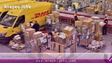 توظيف السائقين بشركة النقل والتوصيل DHL