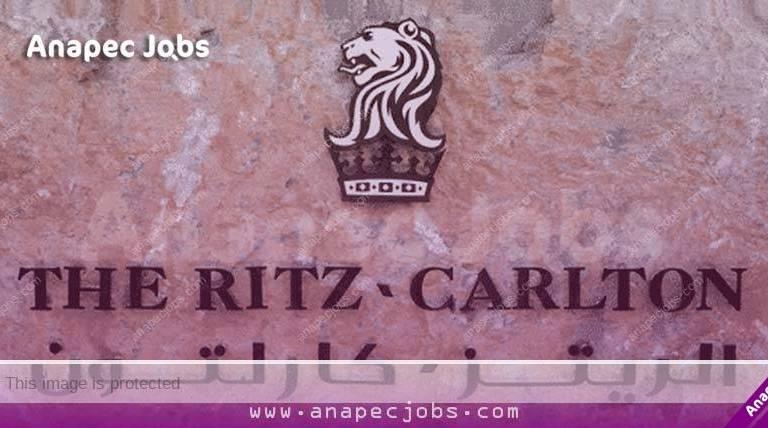 Anapec organise une Journée de Recrutement pour Pourvoir Plusieurs Postes au Ritz Carlton Rabat