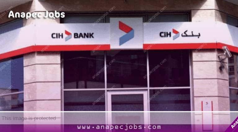 Recrutement CIH Bank (10 Profils)