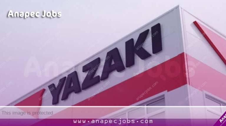 yazaki recrute maroc emploi 2020 casablanca emploi