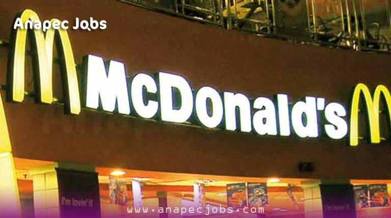 """سلسلة مطاعم """"MCDONALD'S"""" بالمغرب تعلن عن توظيفات جديدة بعدة مدن"""