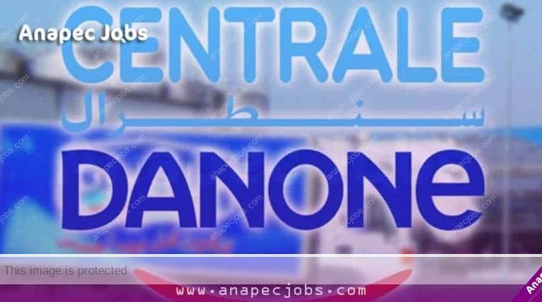 Centrale Danone recrute Plusieurs Profils