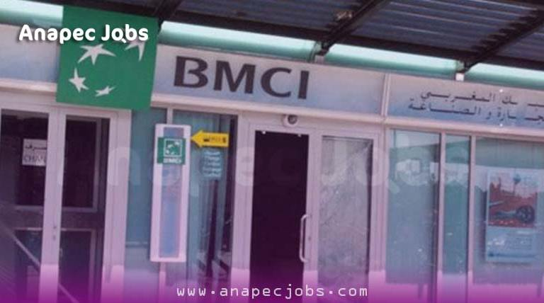 BMCI recrute des Chargés de Clientèle à Distance