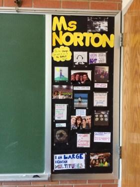[aa] (Teacher) Bulletin Board