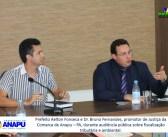 Audiência Pública sobre Fiscalização Tributária e Ambiental é promovida pelo MP – PA em Anapu