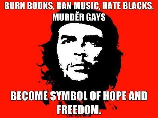 Chè Guevara non era un brav'uomo
