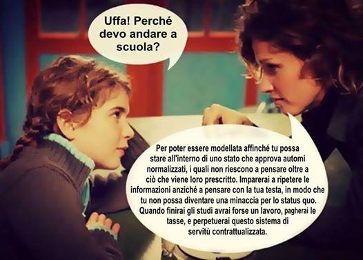 Francisco Ferrer (Pensiero sulla scuola)