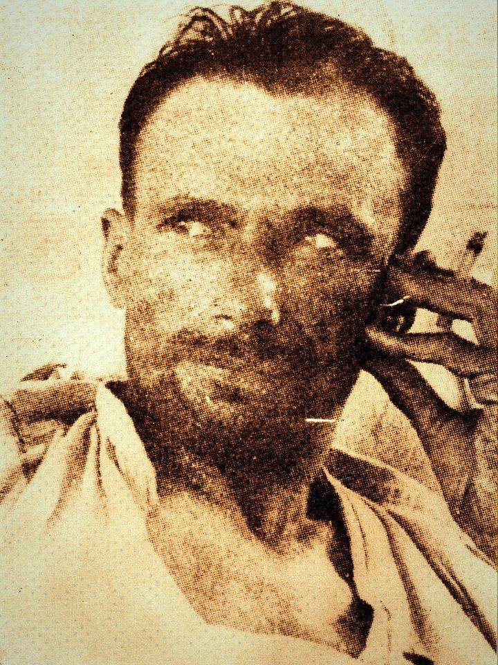 Il 3 novembre 1886 nasce l'Anarchico Kurt Gustav Wilckens