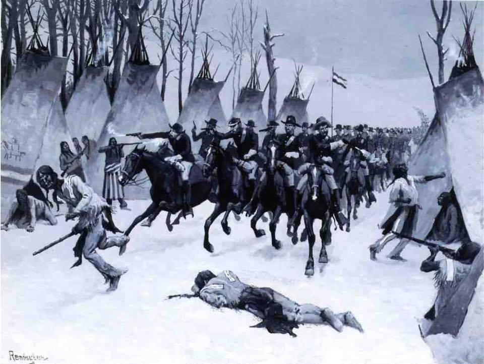 29 NOVEMBRE 1864 IL MASSACRO DI SAND CREEK