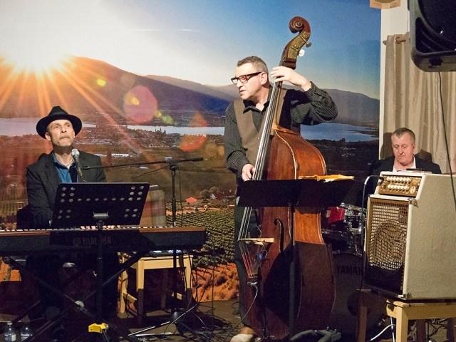 Neville Bowman Trio 1