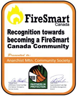 FireSmart Recognition